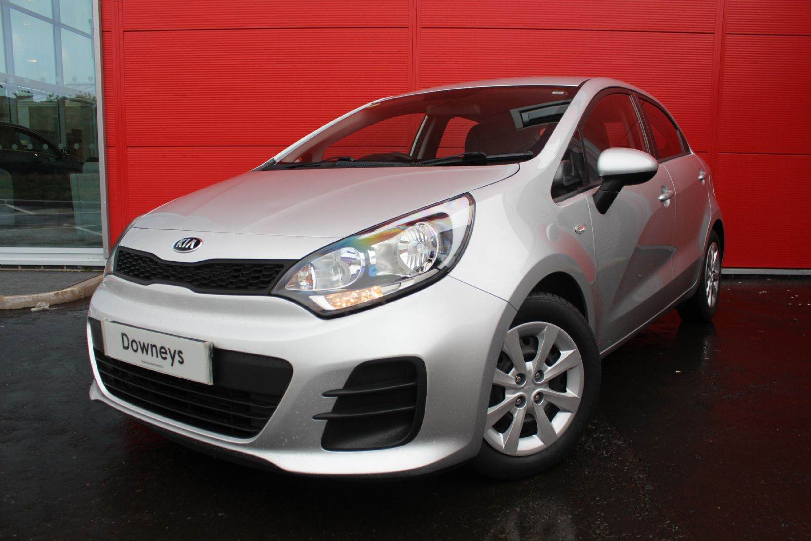 Kia Rio 1.25 1 5dr FULL KIA WARRANTY UNTIL JULY 2023