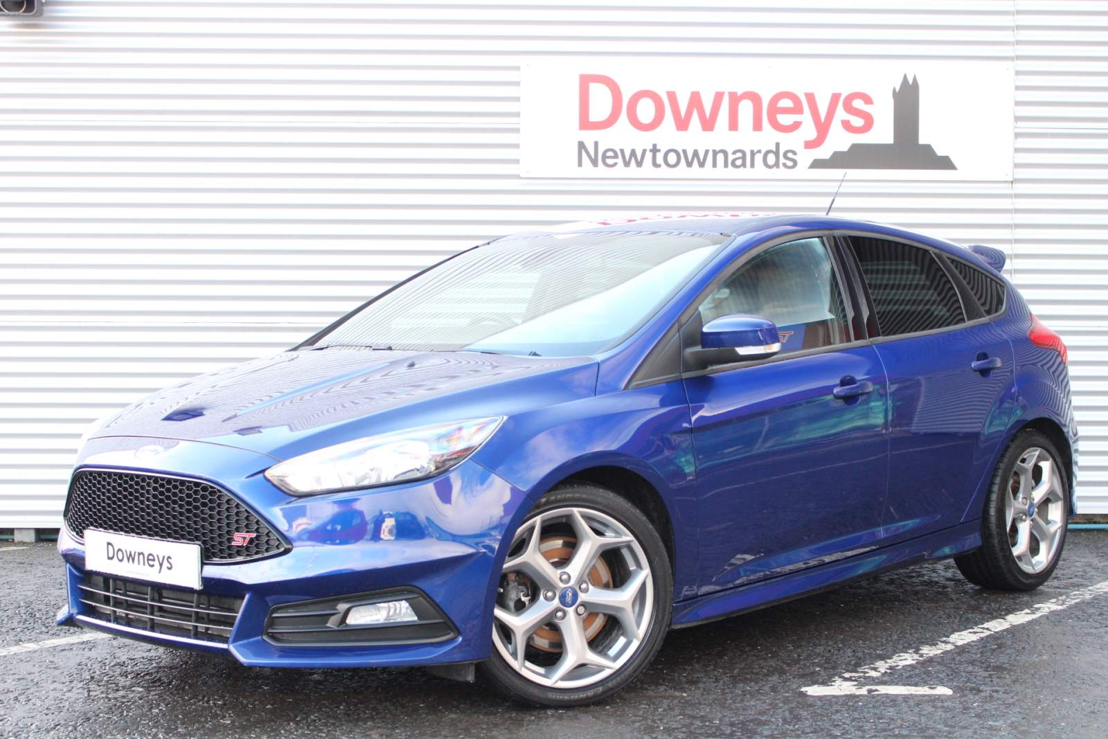 Ford FOCUS ST-2 185 TDCI