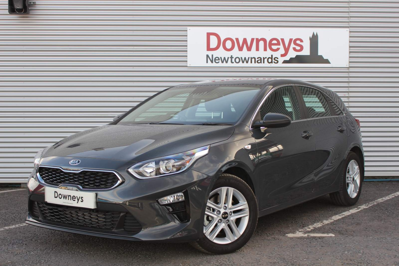 Kia CEED 2 1.6 CRDI ISG  FULL KIA WARRANTY UNTIL FEB 2025