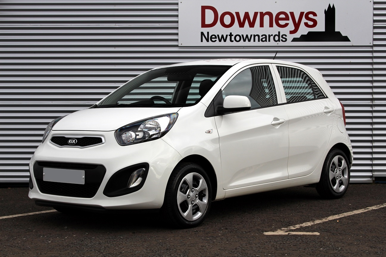 Kia PICANTO 1.0 1AIR 5 Door FULL KIA WARRANTY UNTIL JULY 2024