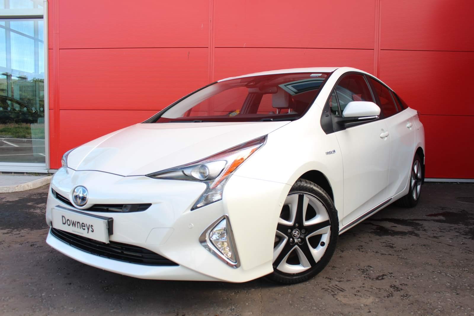 Toyota PRIUS EXCEL VVT-I CVT