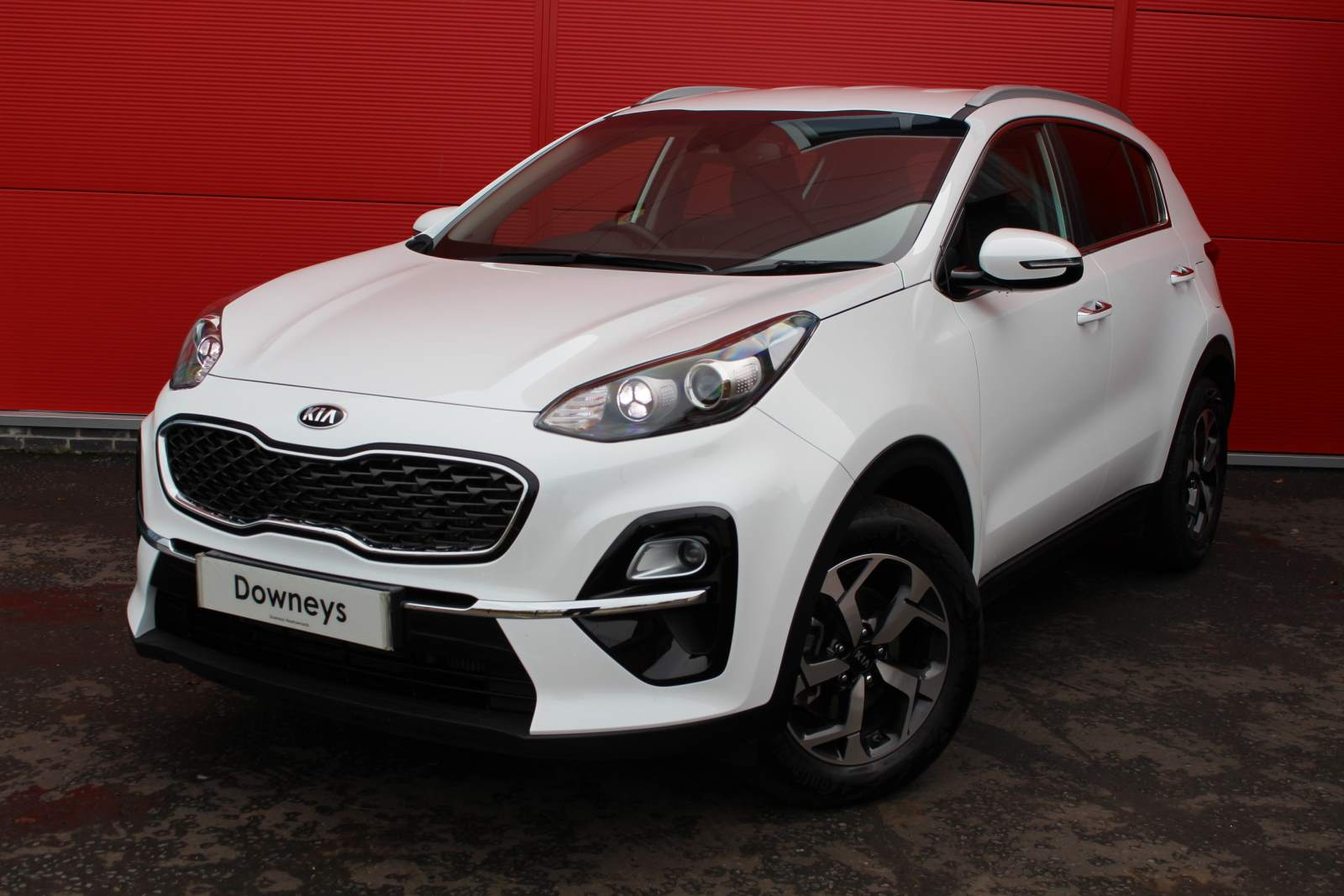 Kia SPORTAGE 2 1.6 CRDI ISG MHEV FULL KIA WARRANTY UNTIL JULY 2027