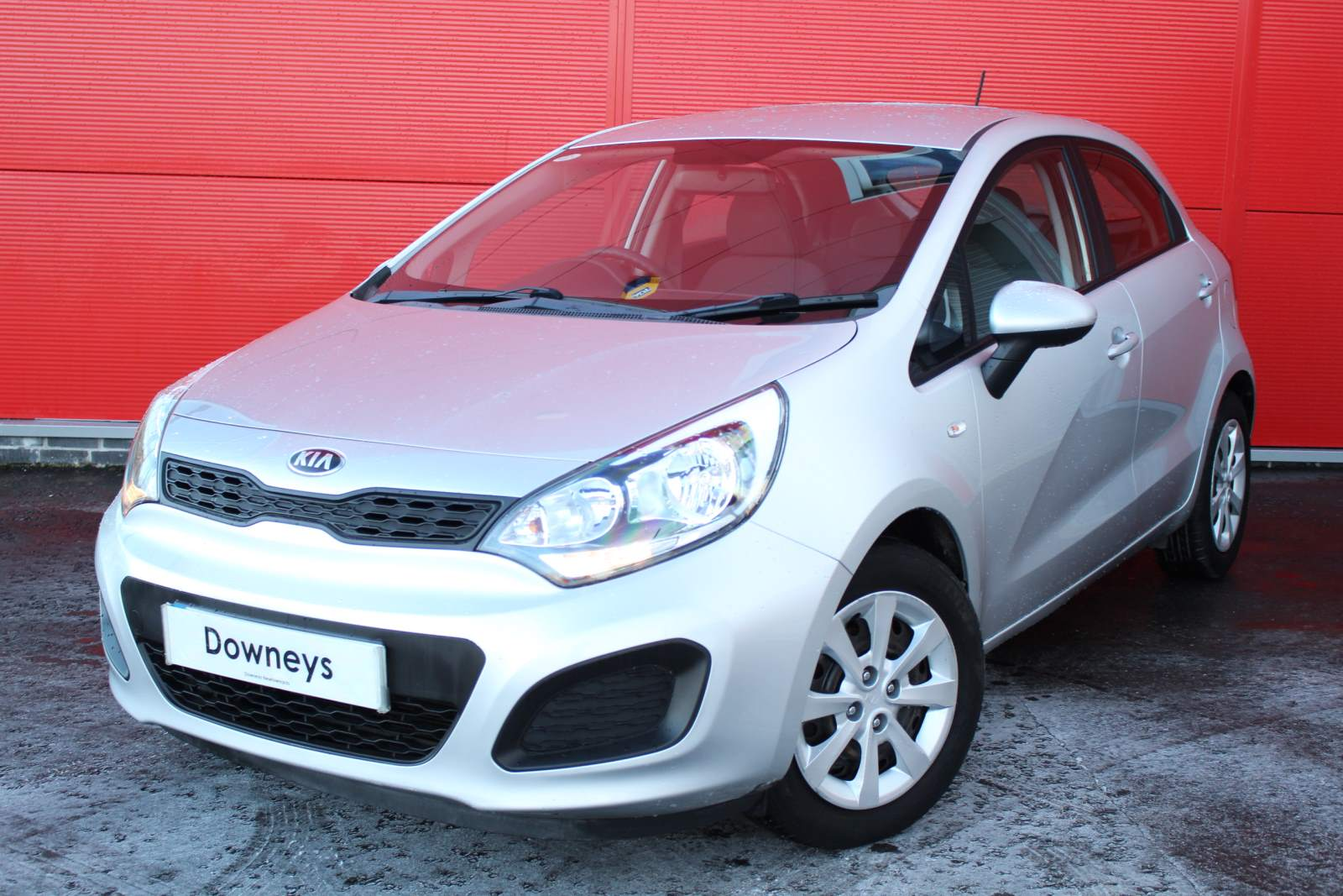 Kia Rio 1.25 1 5dr FULL KIA WARRANTY UNTIL JUNE 2021