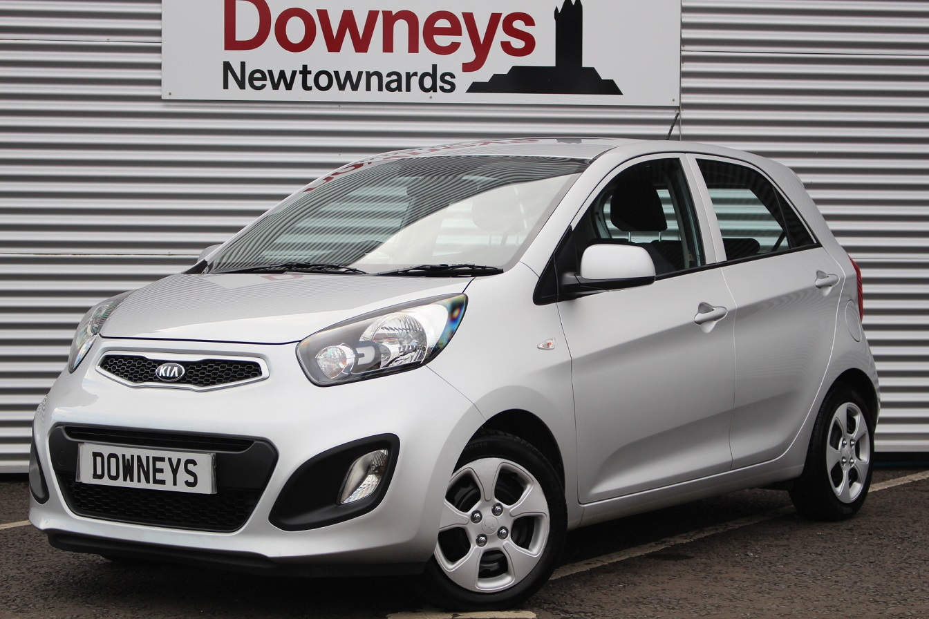 Kia PICANTO 1.0 1 5dr FULL KIA WARRANTY UNTIL MAY 2023