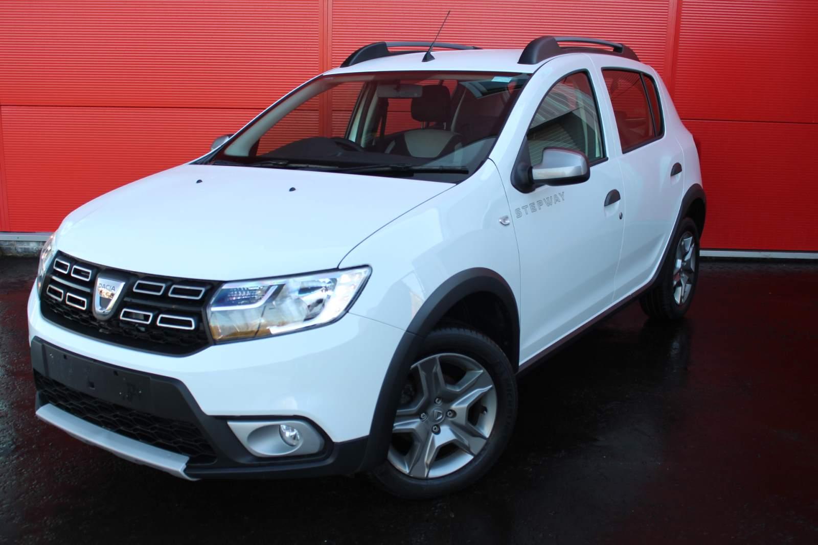 Dacia SANDERO STEPWAY 0.9 TCE LAUREATE
