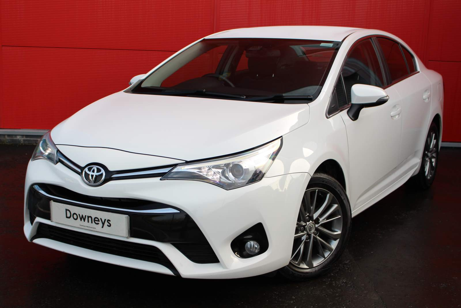 Toyota AVENSIS 2.0 D BUSINESS EDITION