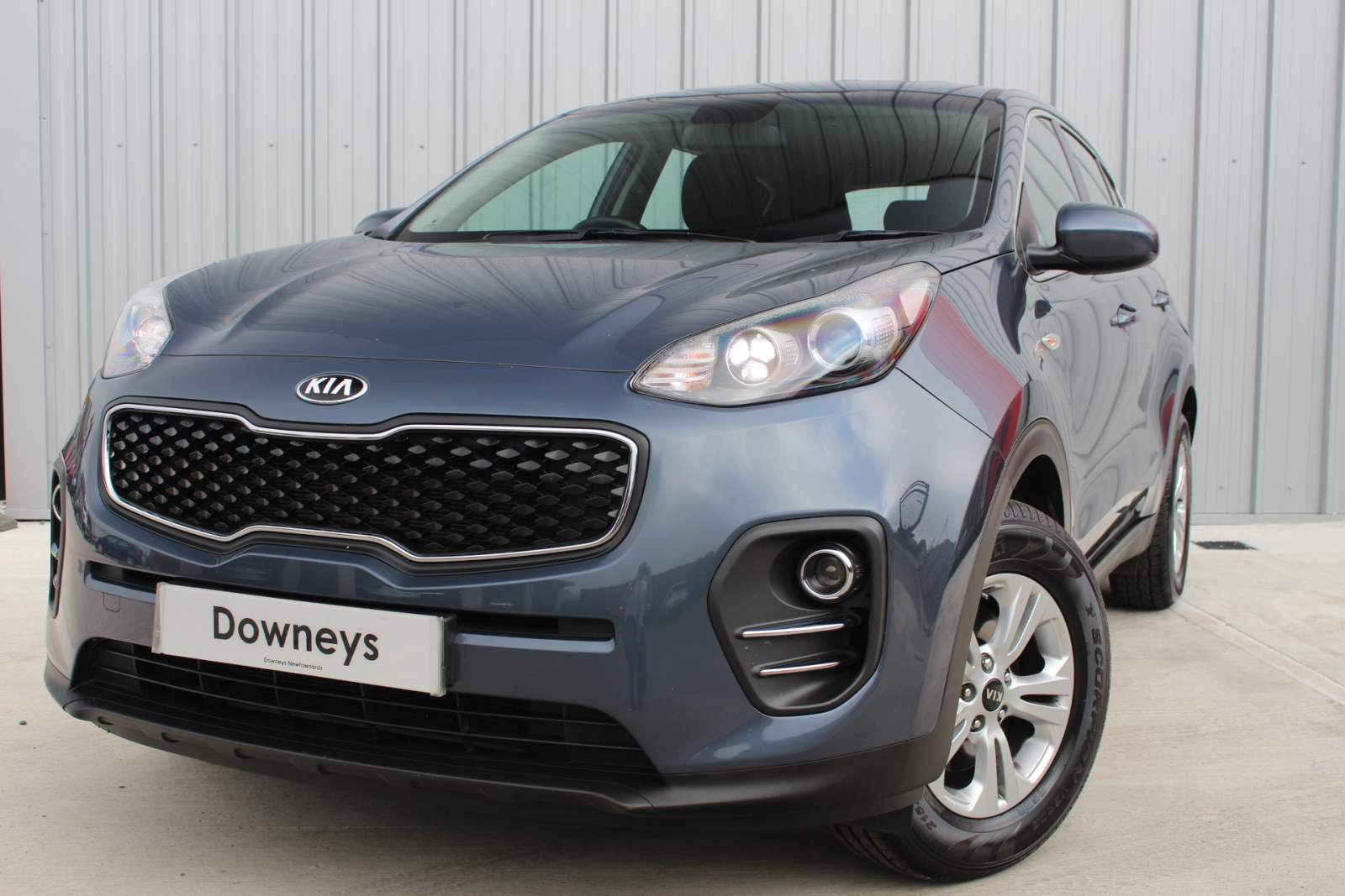 Kia SPORTAGE 1 ISG FULL KIA WARRANTY UNTIL MARCH 2025