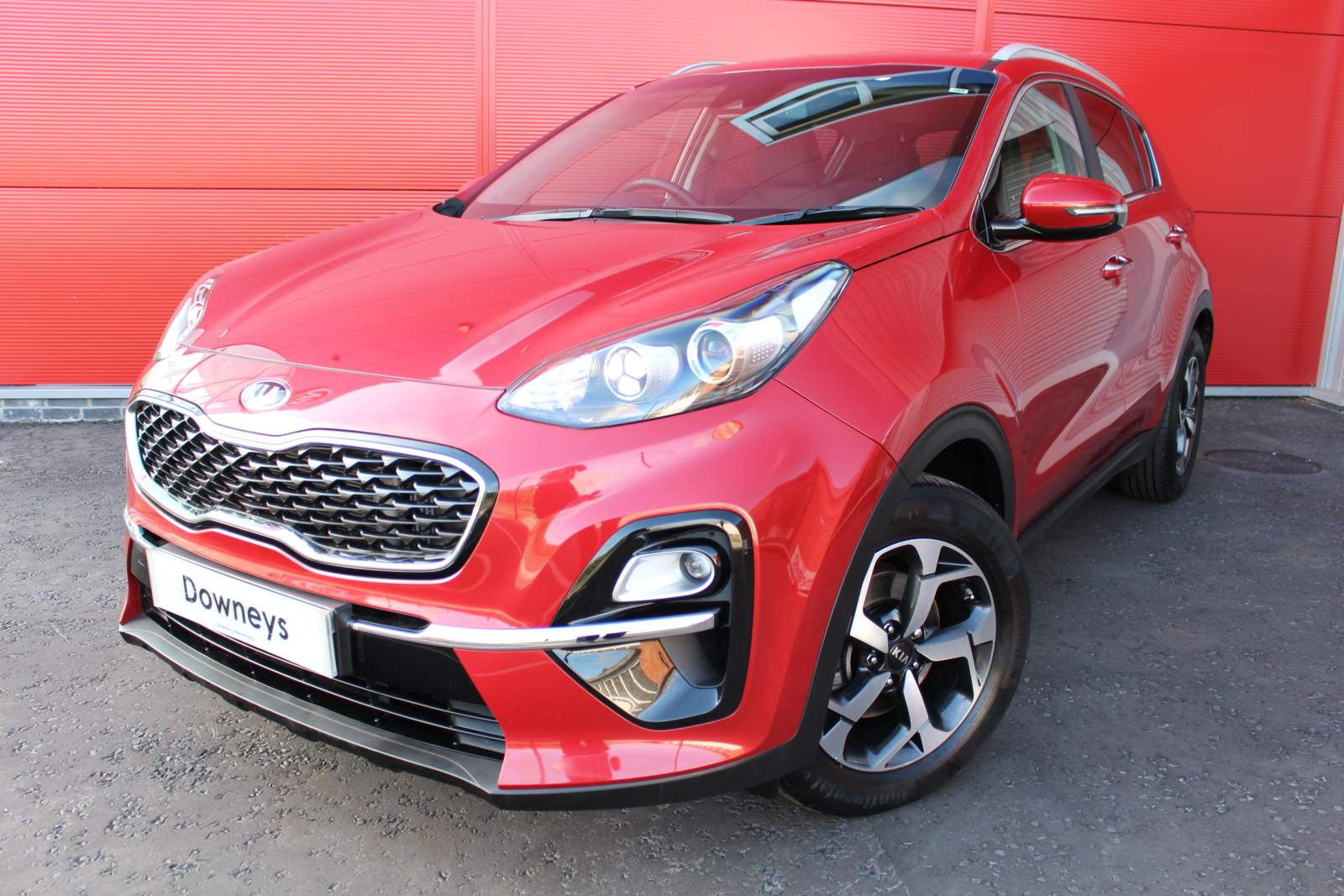 Kia SPORTAGE 2 1.6 CRDI AUTO FULL KIA WARRANTY UNTIL MAY 2026
