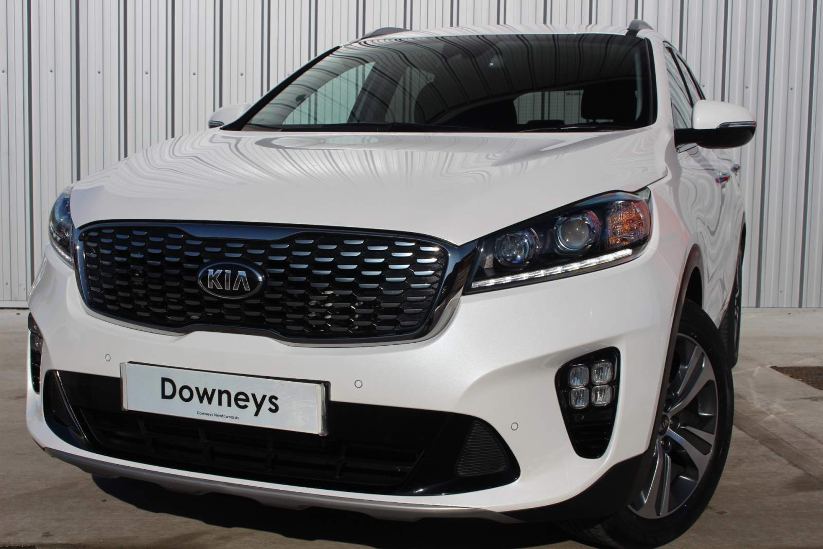 Kia SORENTO 2.2 GT-LINE CRDI ISG 4X4 AUTO 7 SEATER FULL KIA WARRANTY UNTIL FEB 2026