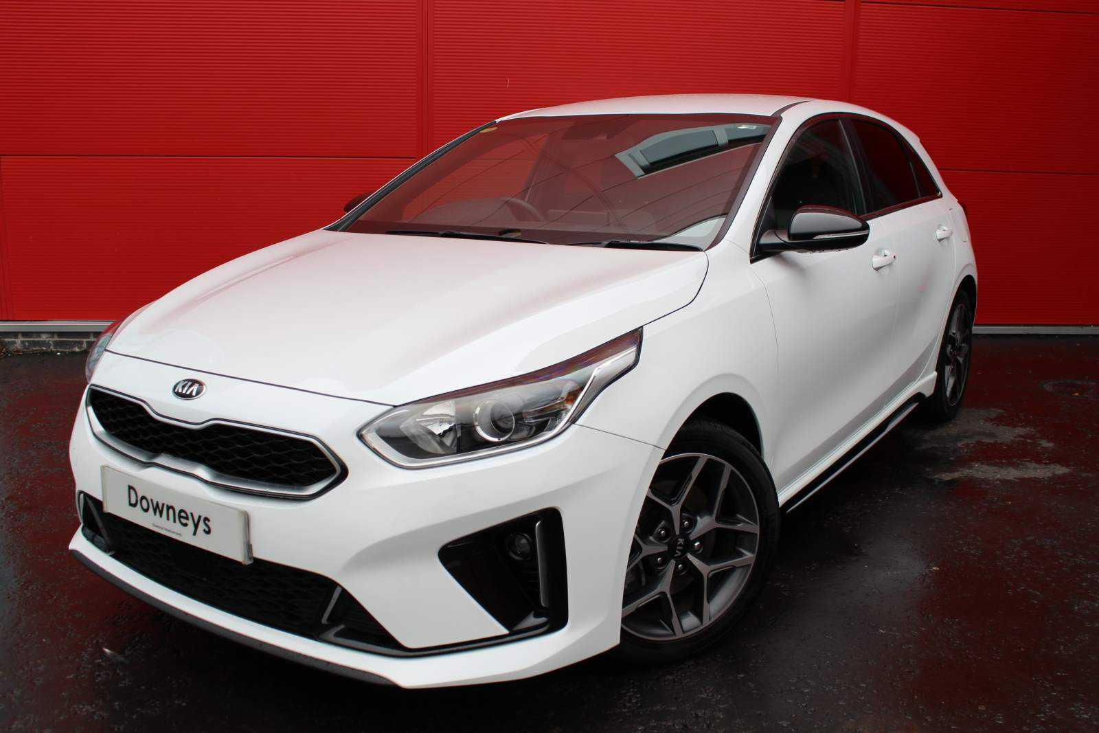 Kia CEED 1.0  T-GDi GT-LINE ISG FULL KIA WARRANTY UNTIL JUNE 2026