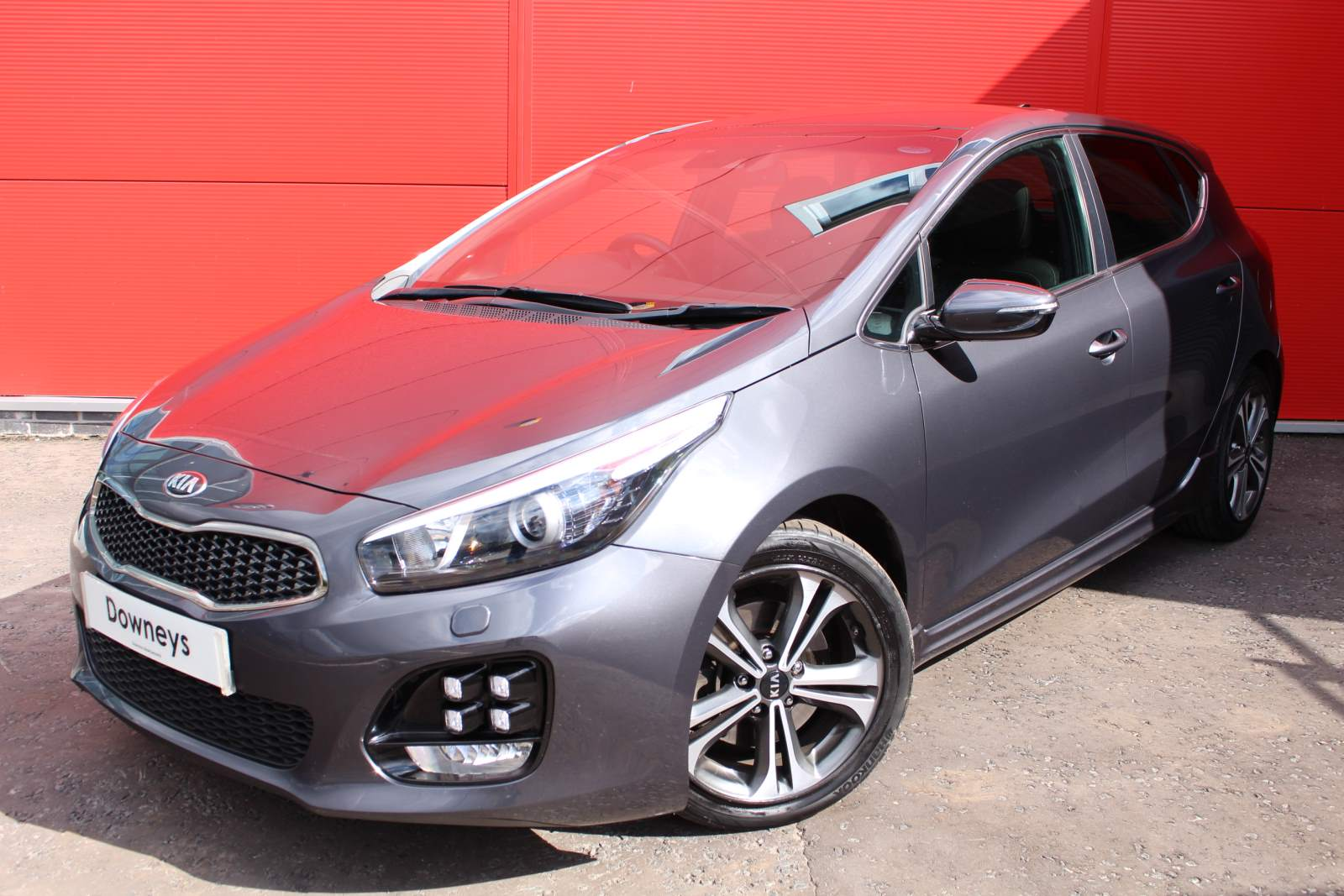 Kia CEED GT-LINE S ISG 1.6 CRDI FULL KIA WARRANTY UNTIL SEPT 2025