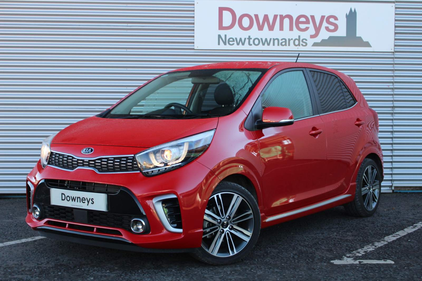 Kia PICANTO GT-LINE FULL KIA WARRANTY UNTIL MARCH 2025