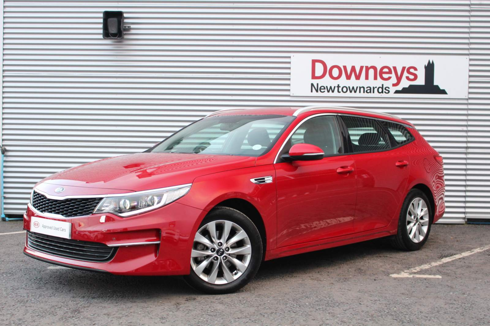 Kia OPTIMA 2 1.7 CRDI ISG SW FULL KIA WARRANTY UNTIL JAN  2026