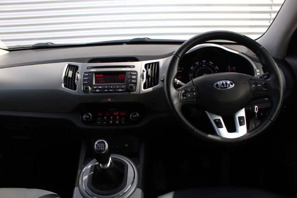 Kia Sportage 1.7 CRDi 2 ISG 5dr (ISG)
