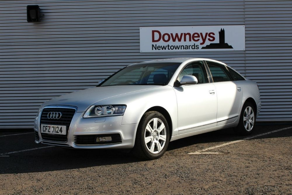 Audi Approved Used Cars Ireland
