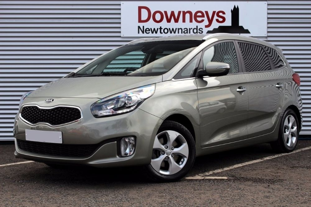 Kia Carens 1.7 CRDi 2 DCT 5dr (ISG) FULL KIA WARRANTY UNTIL AUGUST 2023