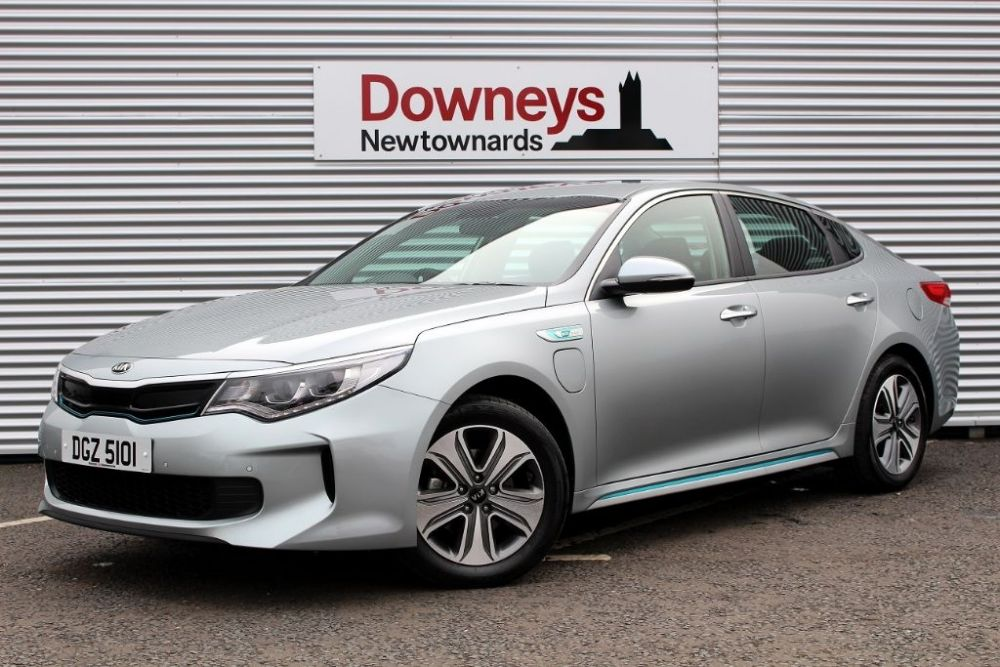 Kia Optima 2.0 GDi PHEV 4dr