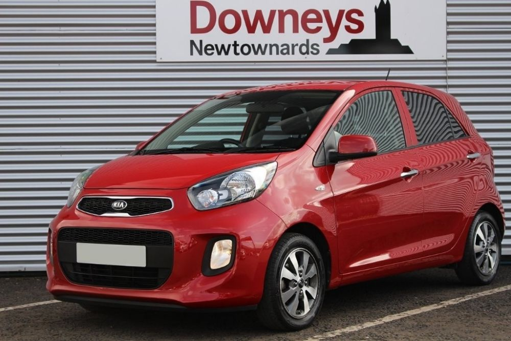Kia Picanto 1.25 SE AUTO 5dr FULL KIA WARRANTY SEPTEMBER 2023