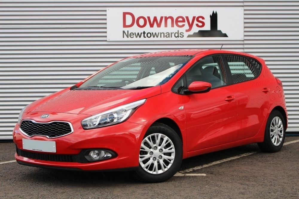 Kia CEED 1 1.6 CRDi Hatchback 5dr FULL KIA WARRANTY UNTIL MARCH 2024