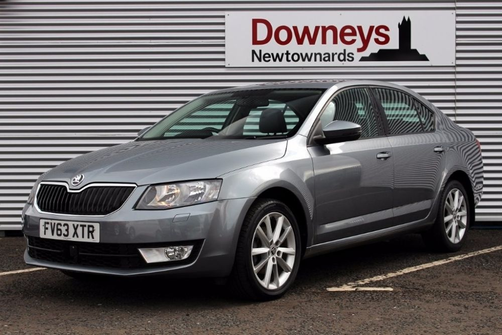 2013 skoda octavia 1 6 tdi cr elegance 5dr used kia dealer northern ireland used kia approved cars. Black Bedroom Furniture Sets. Home Design Ideas