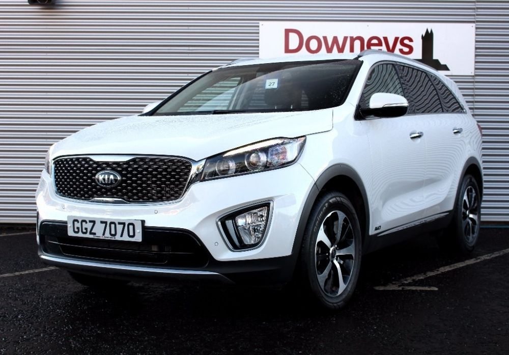 sportage from our kia in view willington used cars garage