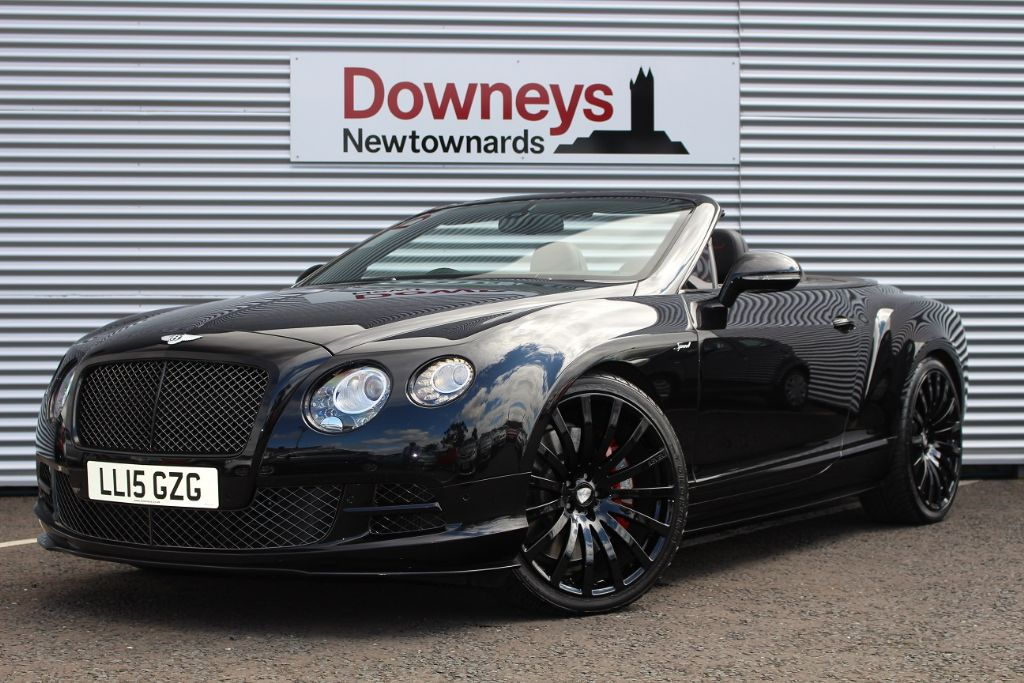 2015 bentley continental 6 0 speed gtc w12 2dr used kia. Black Bedroom Furniture Sets. Home Design Ideas