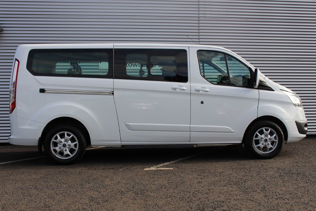 2014 Ford Tourneo Custom Tdci 9 Seater Full Leather Used