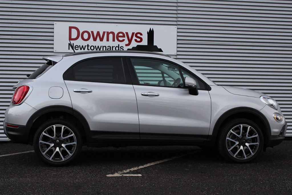 2016 fiat 500x cross plus 1 4 multiair ddct used kia. Black Bedroom Furniture Sets. Home Design Ideas
