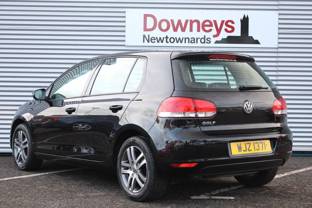 2011 Volkswagen Golf 1 4 Twist 5 Door Used Kia Dealer