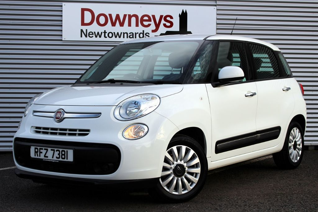 2014 fiat 500l 1 3 multijet 85 pop star 5 door used kia dealer northern ireland used kia. Black Bedroom Furniture Sets. Home Design Ideas