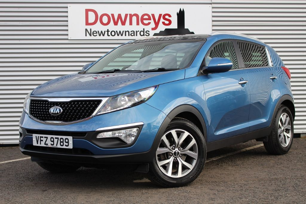 Kia Sportage 1.7CRDi Level 2