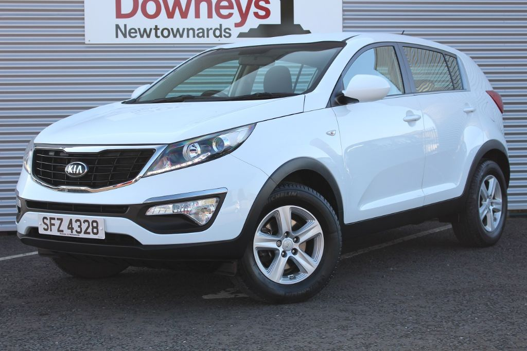 Kia Sportage 1.6GDi Level 1