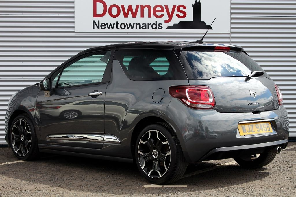 2015 citroen ds3 1 6 e hdi d style 3 door used kia dealer northern ireland used kia approved cars. Black Bedroom Furniture Sets. Home Design Ideas