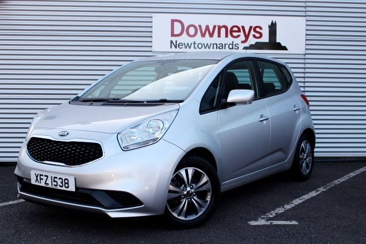 Kia Venga 1.6 2 Automatic 5dr FULL KIA WARRANTY UNTIL MAY 2022