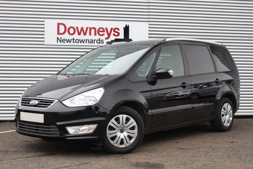 Ford Galaxy 2.0 TDCi Zetec MPV Powershift 7 SEATER