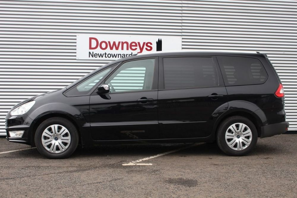 Ford Galaxy 2 0 Tdci Zetec Mpv Powershift 7 Seater For Sale At