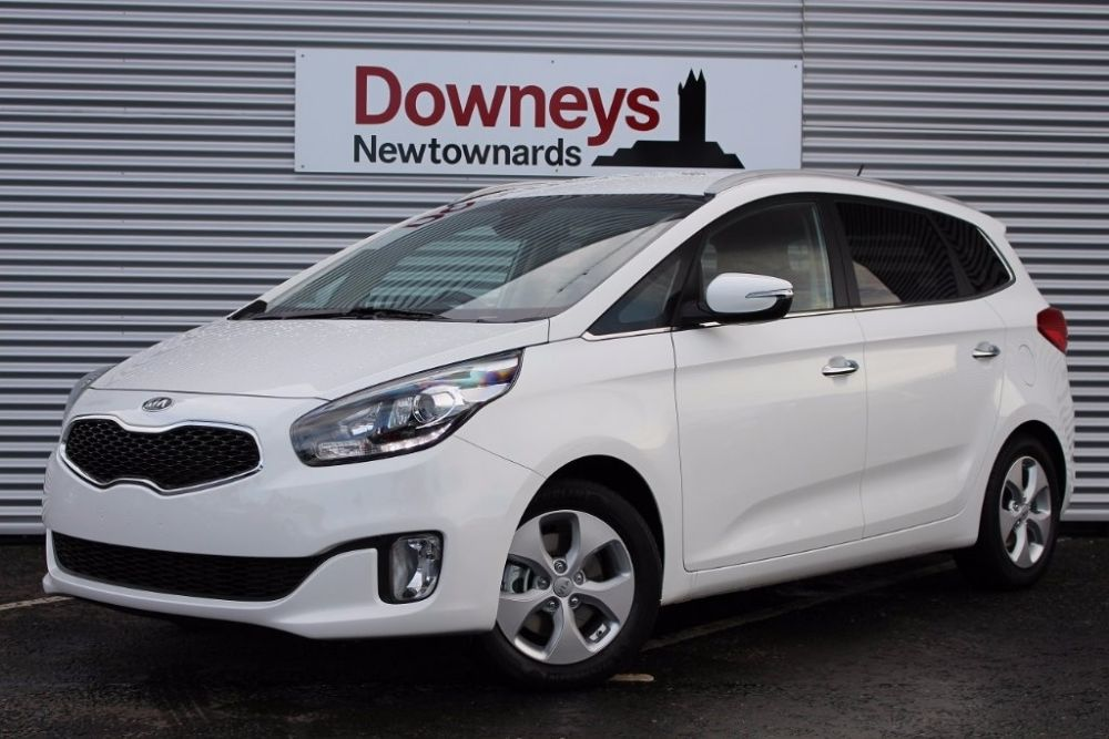Kia Carens 1.6 GDi 2 5dr (ISG) FULL KIA WARRANTY UNTIL JULY 2022