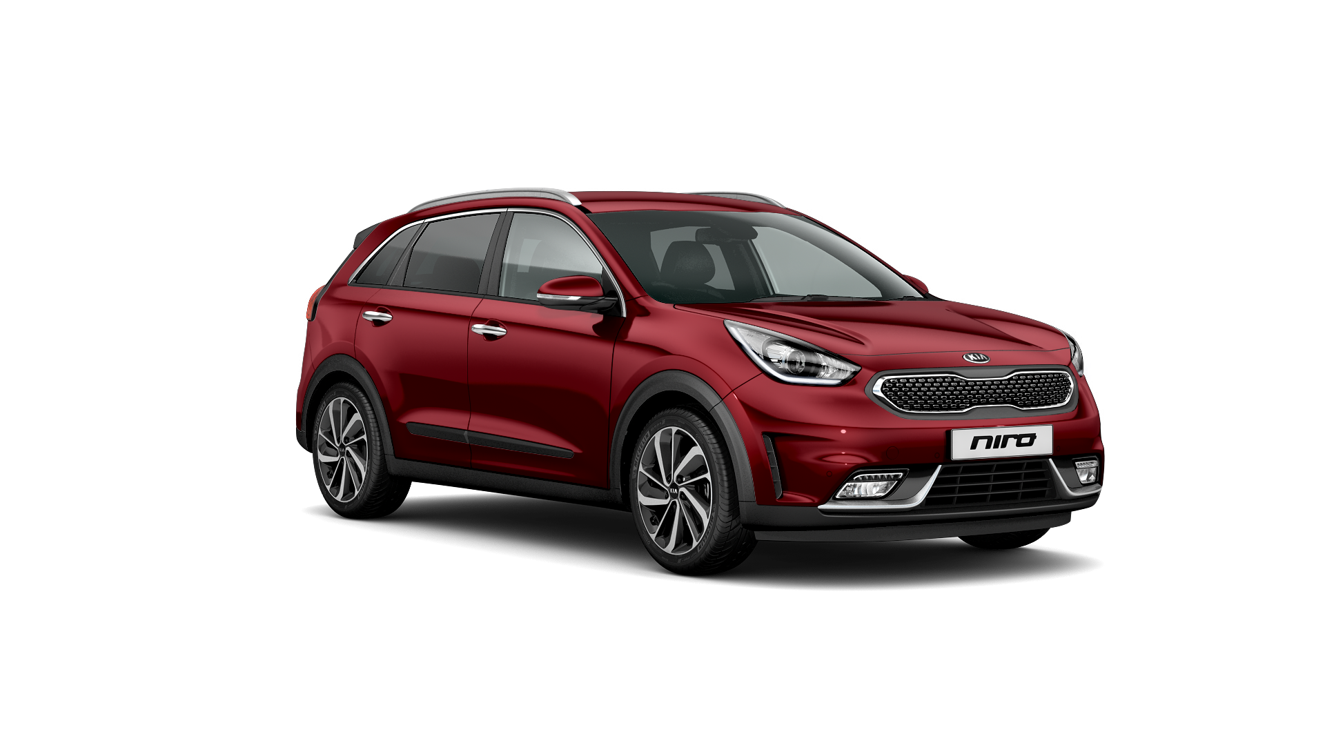 Kia Niro Temptation Red