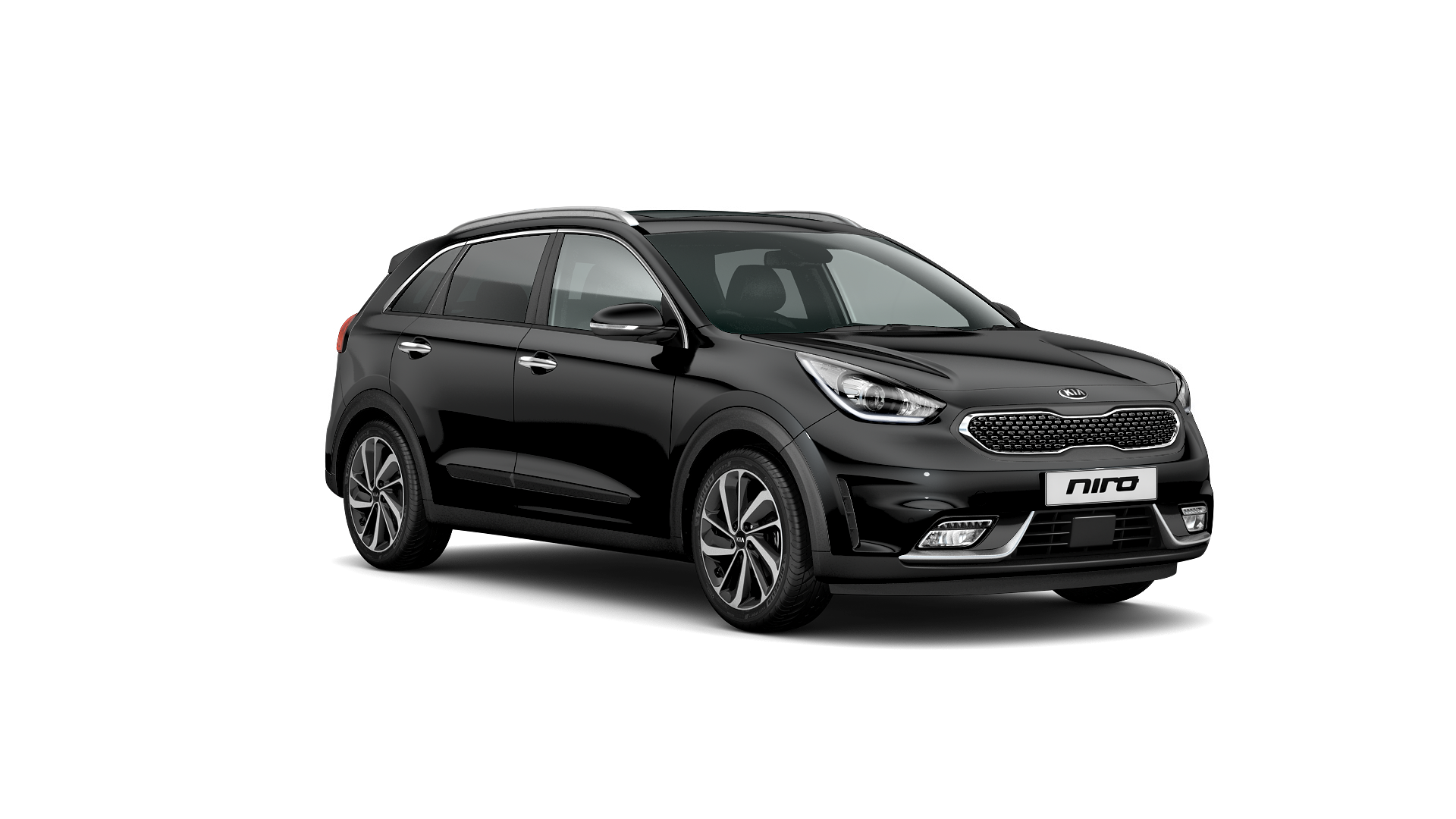 Kia Niro Midnight Black