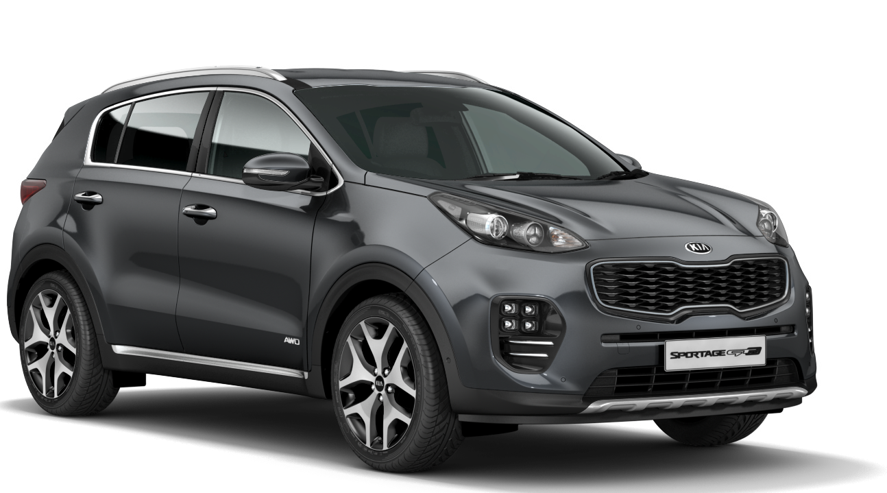 All Sportage Petrol Models (Level 2 and above) Offer