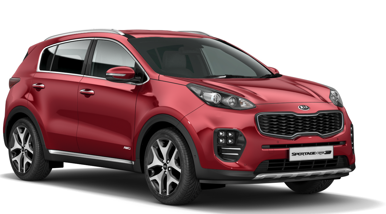 Sportage 'GT-Line' 1.6 CRDi 134bhp  Offer