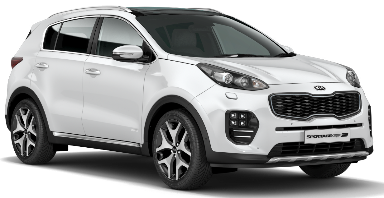 Sportage GT Line S 2.0CDRi AWD Offer