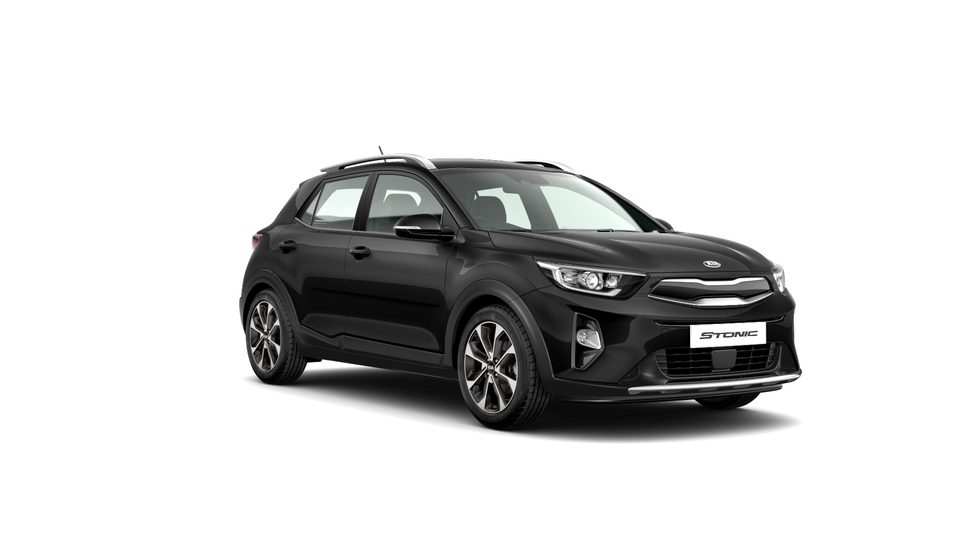 Kia Stonic Midnight Black