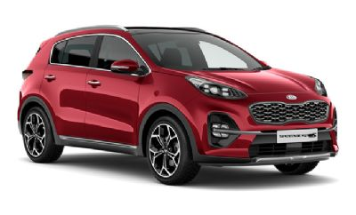 Kia New Sportage Infra Red (Premium)