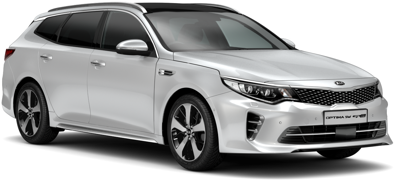 Kia Optima Sportswagon Satin Silver
