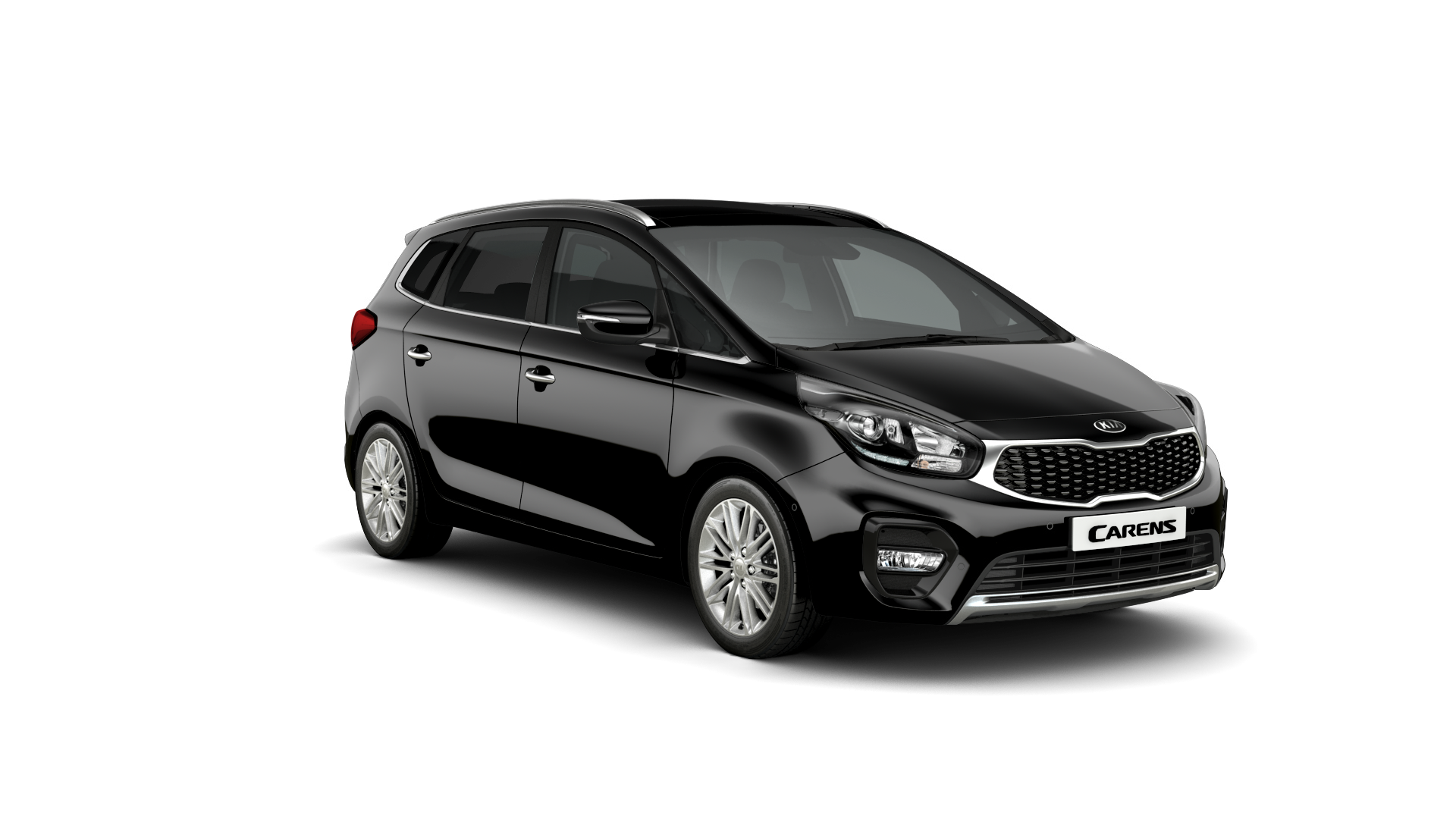 Kia Carens Quartz Black
