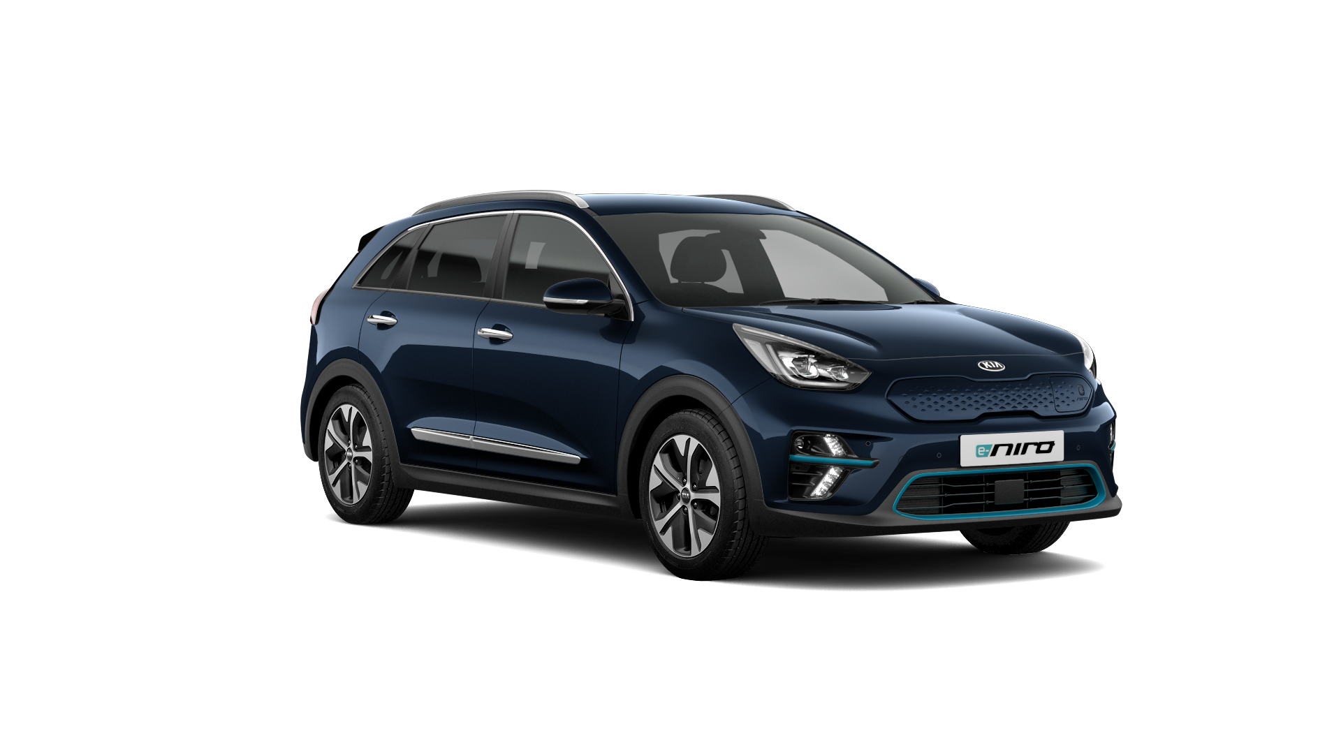 Kia New Kia E-Niro Gravity Blue