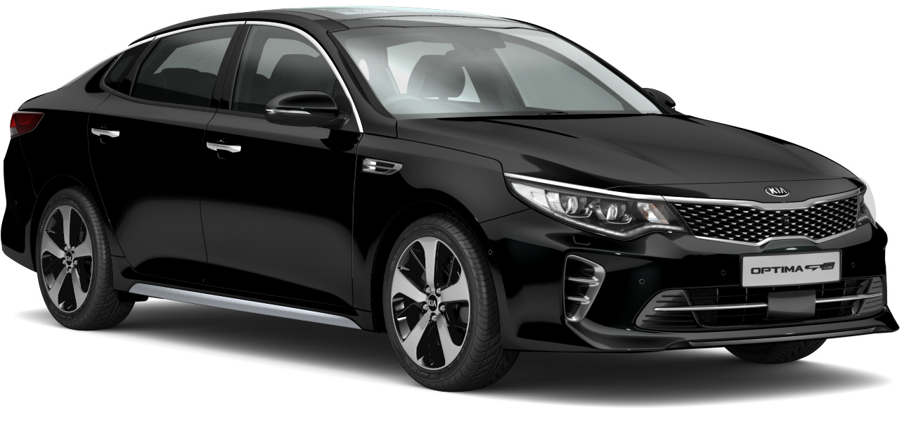 Kia Optima Midnight Black