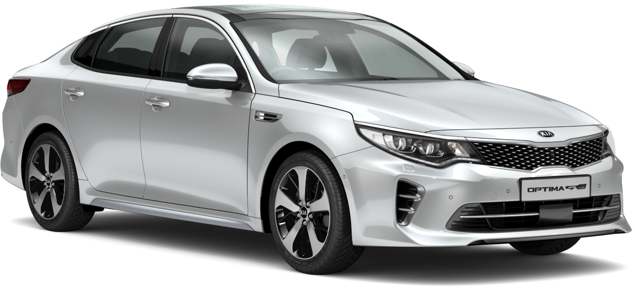 Kia Optima Satin Silver