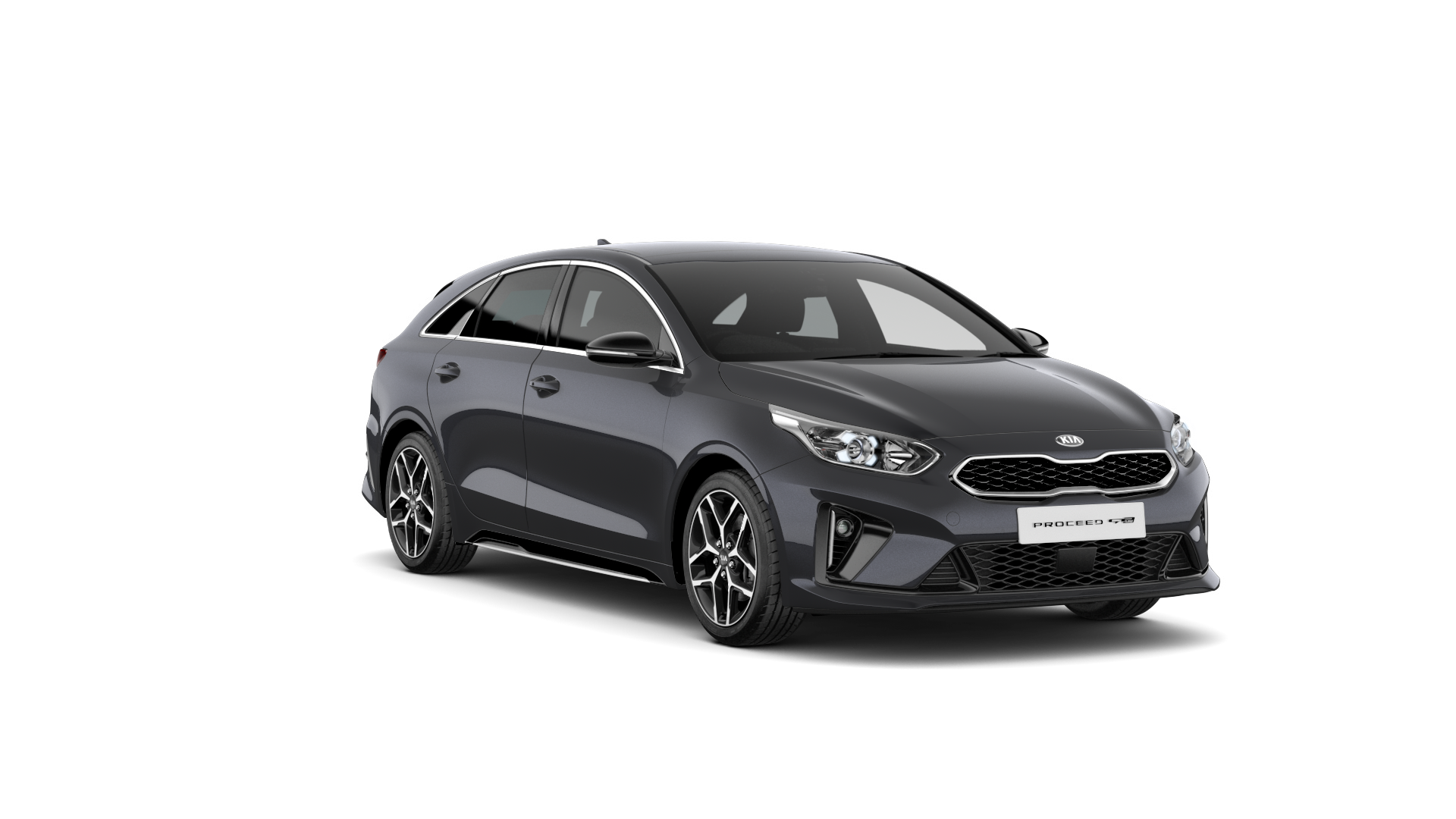 Kia New ProCeed Dark Penta Metal (Premium)